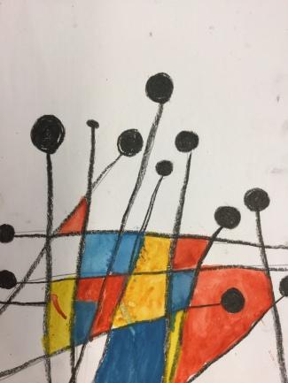 Homenaje a Calder. Arte en primaria