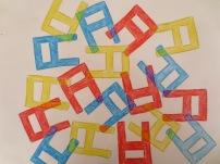 Arte en primaria. Colores primarios y secundarios