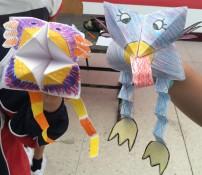 Arte en primaria. Colegio Alameda de Osuna